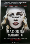 MADAME X  - UK PROMO FLY POSTER